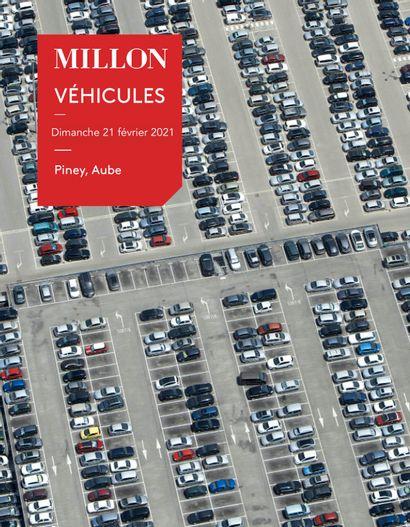 véhicules <br> voitures, caravane & jetski <br>[vente en live à Piney, dans l'Aube]