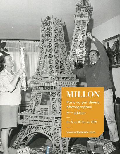 Paris vu par divers photographes<br>3ème édition<br><br>[vente online du 5 au 10 février 2021, sur www.artprecium.com]