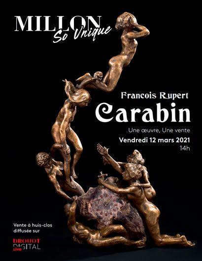 So Unique<br>une œuvre, une vente<br><br>François Rupert Carabin (1862-1932)<br>l'envolée des heures