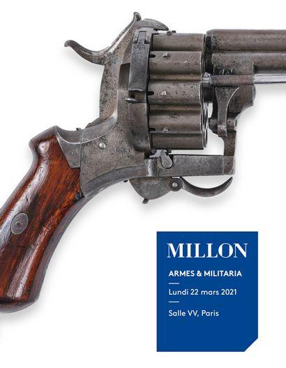 Armes & Militaria<br><br>[vente à HUIS CLOS LIVE]