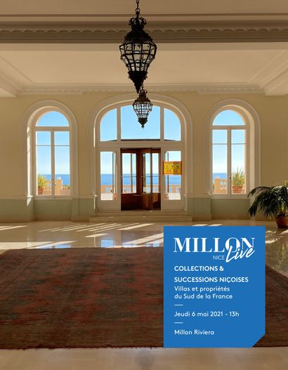 COLLECTIONS & SUCCESSIONS NIÇOISES<br><br>[Millon riviera, NIce]
