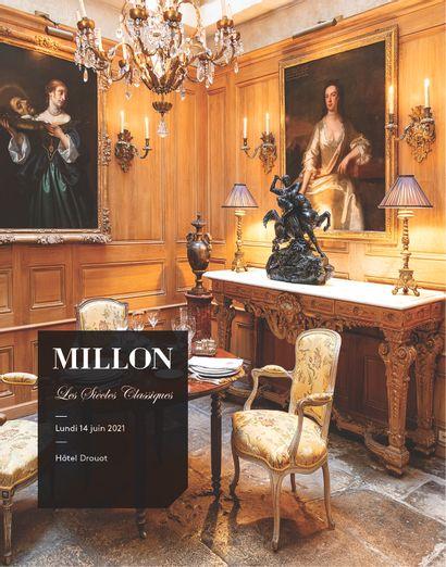 collections & successions<br>les siècles classiques<br>partie 2<br><br>[vente en préparation, catalogue ouvert]