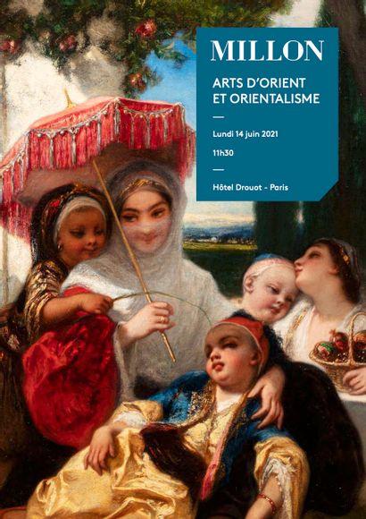Archéologie, Arts d'Orient & Orientalisme <br> <br> [Paris, Hôtel Drouot]