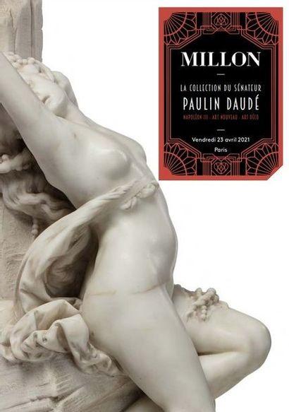 les collections inédites du sénateur<br>paulin daudé (1862-1928)<br><br>napoléon III - Art Nouveau - Art Déco<br><br>[vente à huis-clos live]