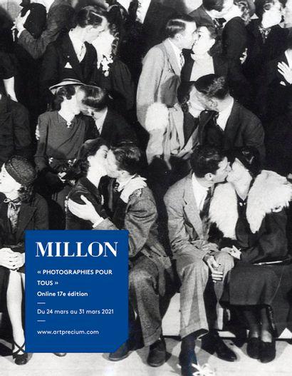 « Photographies pour Tous »<br>17e édition<br><br>vente online du 24 au 31 mars 2021, sur www.artprecium.com