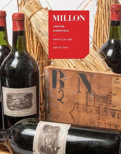 vins fins & spiritueux<br><br>[Paris]<br><br>[vente en préparation, contactez-nous]