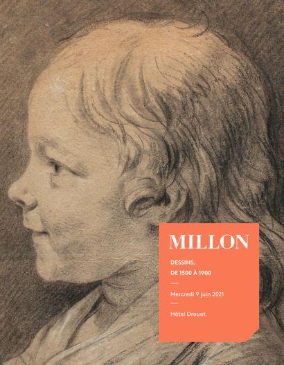 dessins, de 1500 à 1900<br><br>[vente en préparation, catalogue ouvert]