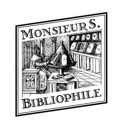BIBLIOTHEQUE DE MONSIEUR S.