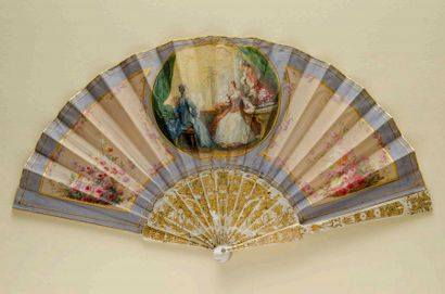 GALLERIE LEVY: Eventails-Arts d'Asie <br> premières et dernières collections<br><br>[vente en préparation]