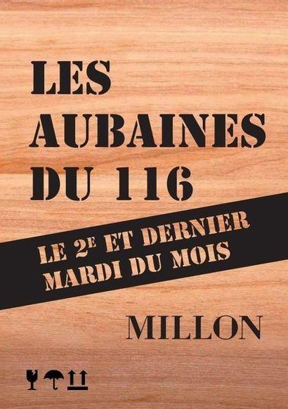 Les AUBAINES du 116<br><br>[Neuilly sur Marne, 92 330]