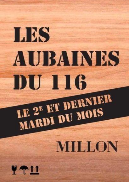 CADRES & TAPIS - Les AUBAINES du 116