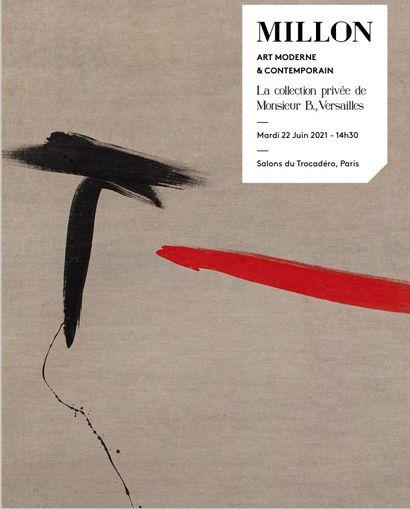 Art Contemporain & Moderne <br> Collection de Monsieur B. <br>Versailles<br><br>[Les Salons du Trocadéro, Paris]