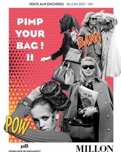 PIMP YOUR BAG // 2e édition