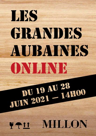 Les grandes aubaines online<br><br>[vente online sur www.artprecium.com]
