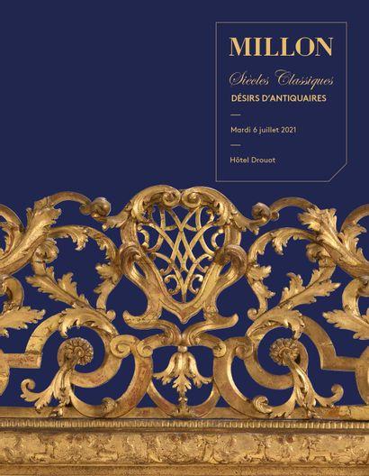 Désirs d'antiquaires<br>mobilier & objets d'art<br><br>hôtel Drouot, Paris