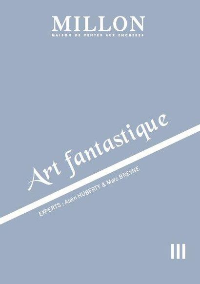 Vente Art fantastique et Fantasy