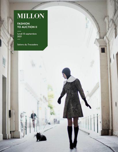 FASHION TO AUCTION II<br>Garde robe de la Baronne D. et à divers<br><br>[Les Salons du Trocadéro, Paris]