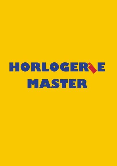 horlogerie masters <br>Paris, Salle VV<br><br>[vente en préparation, catalogue ouvert]