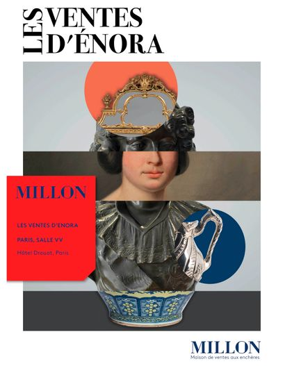 les ventes d'enora<br>Paris, Salle VV<br><br>[vente en préparation, catalogue ouvert]