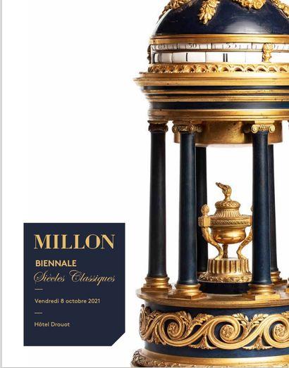 biennale<br>les Siècles Classiques<br>Hôtel Drouot, Paris<br><br>[Vente en préparation, catalogue ouvert]