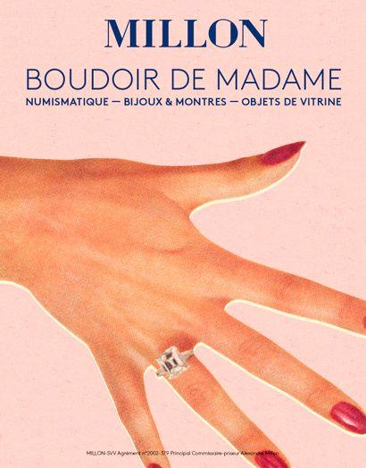 BOUDOIR DE MADAME<br><br>[Salle VV, quartier Drouot, Paris]