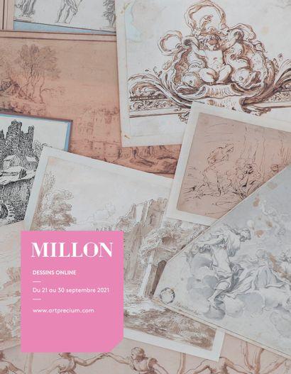 dessins, de 1500 à 1900<br>{vente online du 27 septembre au 5 octobre 2021}<br><br>www.artprecium.com
