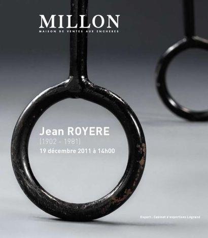 Jean ROYERE (1902 - 1981)