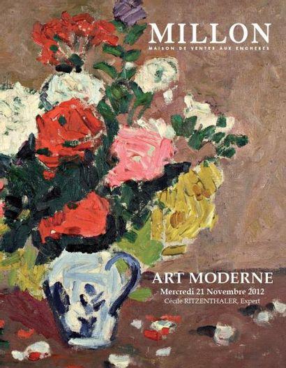 ART MODERNE Ecole de Paris