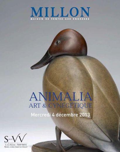 ANIMALIA - ART & CYNÉGÉTIQUE