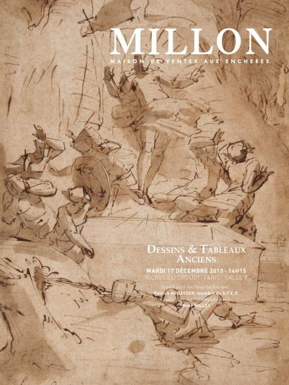 DESSINS & TABLEAUX ANCIENS ET MODERNES