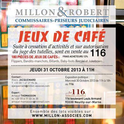 JEUX DE CAFE