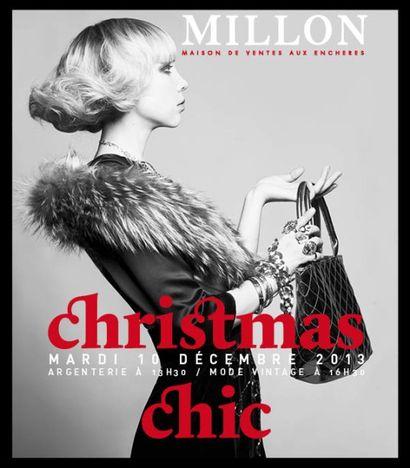 CHRISTMAS CHIC - MODE VINTAGE