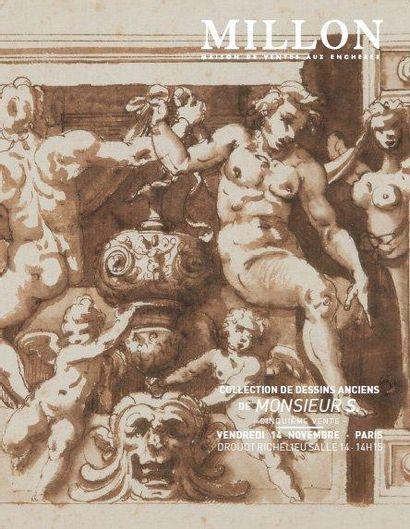 DESSINS ANCIENS -  Collection de Monsieur S. - Part V