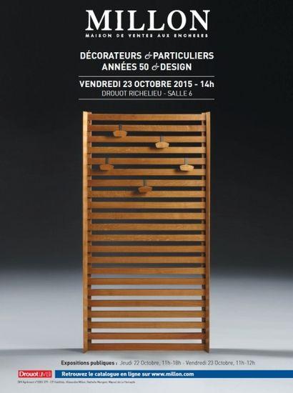 DÉCORATEURS & PARTICULIERS - Année 50 & Design