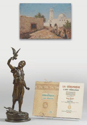 ARTS D'ORIENT ET ORIENTALISME - Collection G. Bouchereau