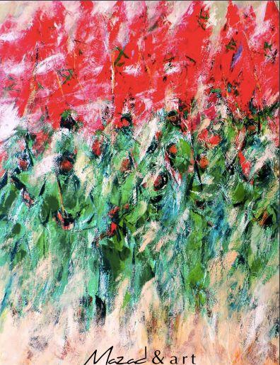 Art Moderne et Contemporain Peinture Marocaine - Peinture Orientaliste Photographie