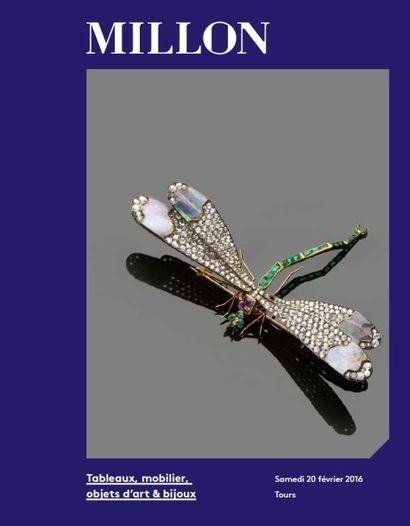 Tableaux Mobilier Objets d'Art & Bijoux