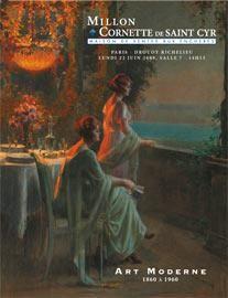 ART MODERNE : 1860 à 1960