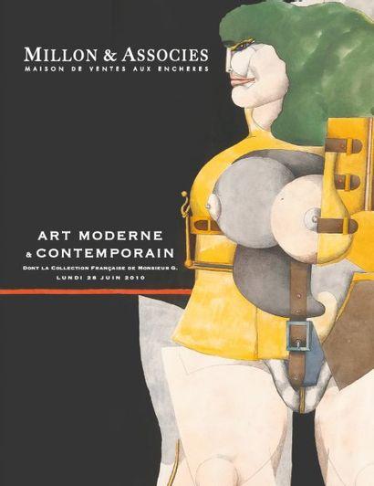 Art moderne et Contemporain - Art nouveau - Art Déco