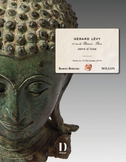 GERARD LEVY <br>Art d'Asie<br><br>PARTIE I<br>Japon & Opium<br>Lot 1 à 108<br>