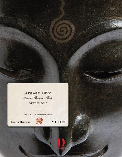 GERARD LEVY <br>Art d'Asie<br><br>PARTIE II<br>Asie du sud-est Inde et Chine<br>Lot  109 à 332