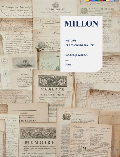 HISTOIRE & RÉGIONS DE FRANCE