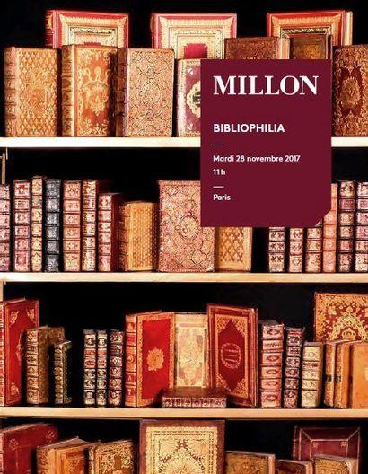 BIBLIOPHILIA <br><br>LIVRES ANCIENS & MODERNES <br> AUTOGRAPHES