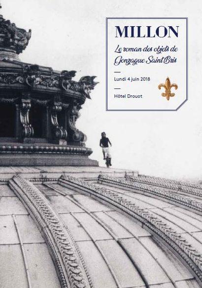 Le roman des objets de Gonzague Saint Bris