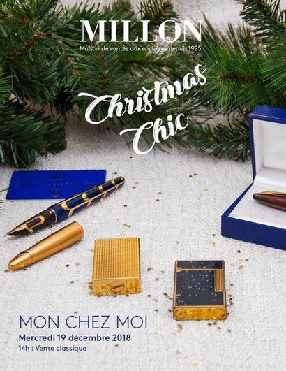 CHRISTMAS CHIC - MON CHEZ MOI
