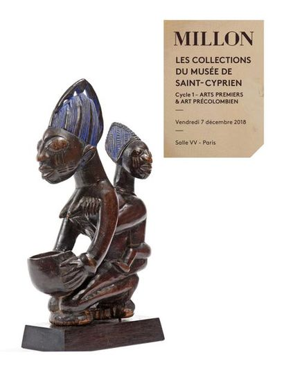 Les collections du Musée de Saint Cyprien - Cycle 1 : Arts Premiers