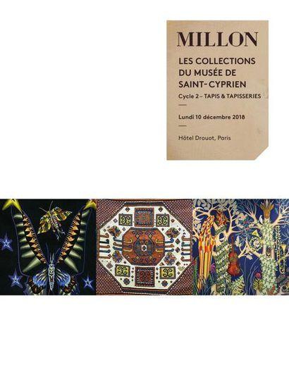 LES COLLECTIONS DU MUSÉE DE SAINT CYPRIEN Cycle 2 Tapis & Tapisseries