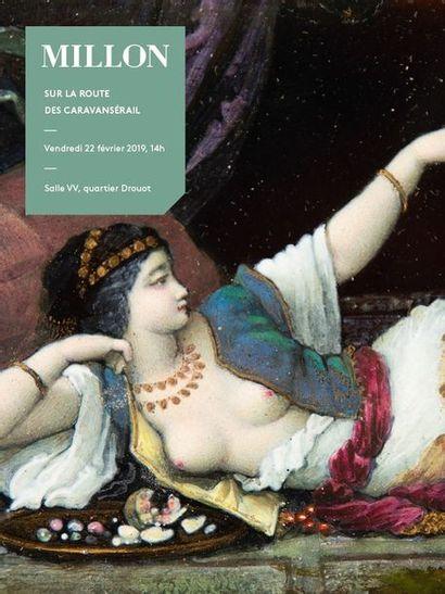 Sur la route des caravansérails : Arts d'Orient et de l'Inde, Tableaux orientalistes