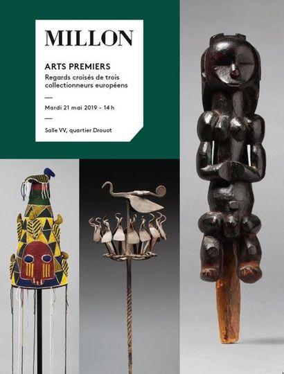 ARTS PREMIERS - Regards croisés de trois collectionneurs européens Coll. Roland HARTMANN Coll. Emmanuel PIERRAT Coll.du Musée de Saint-Cyprien