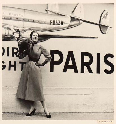 Paris vu par quatre photographes